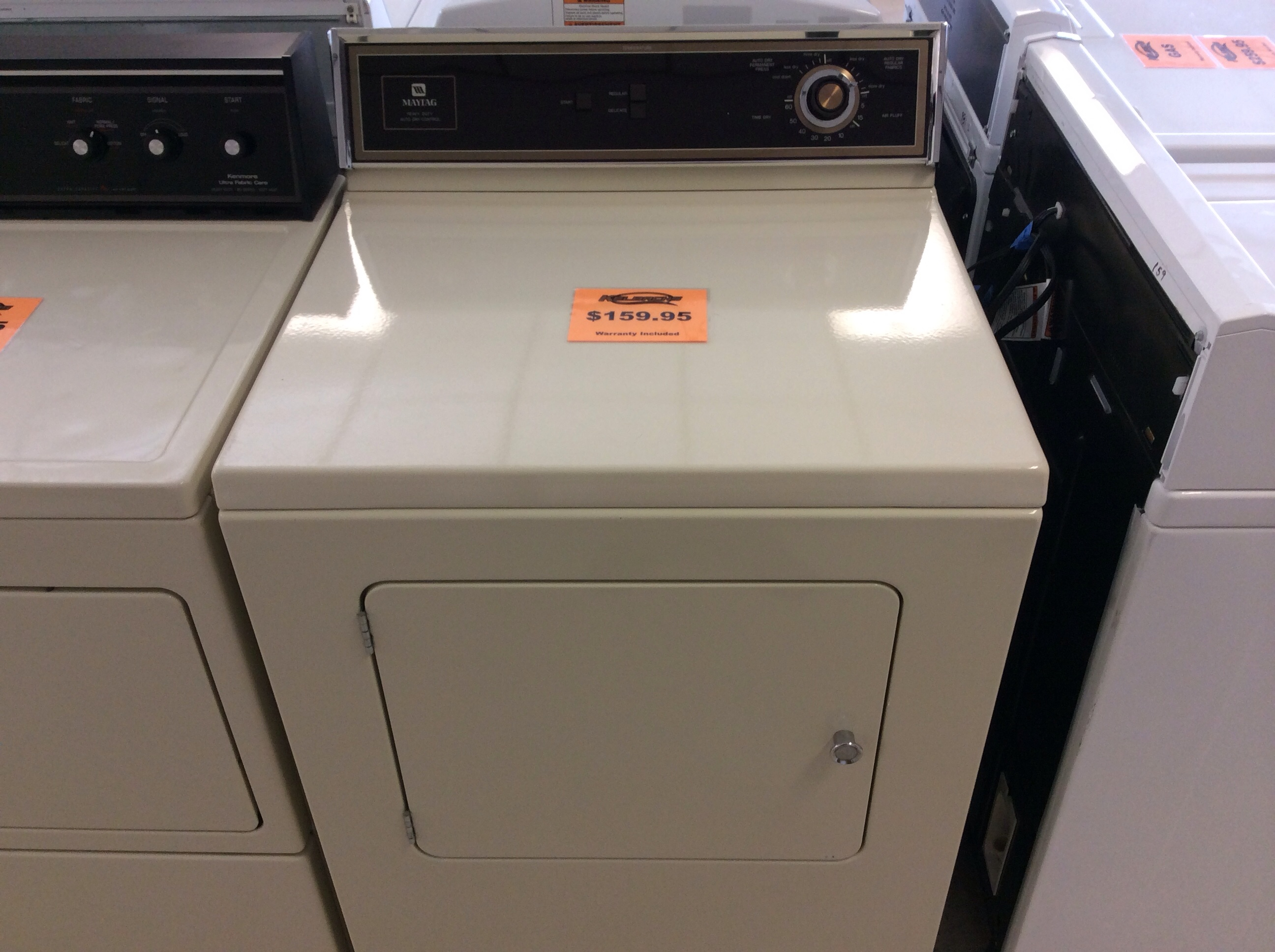 Maytag Electric Dryer Kelbachs