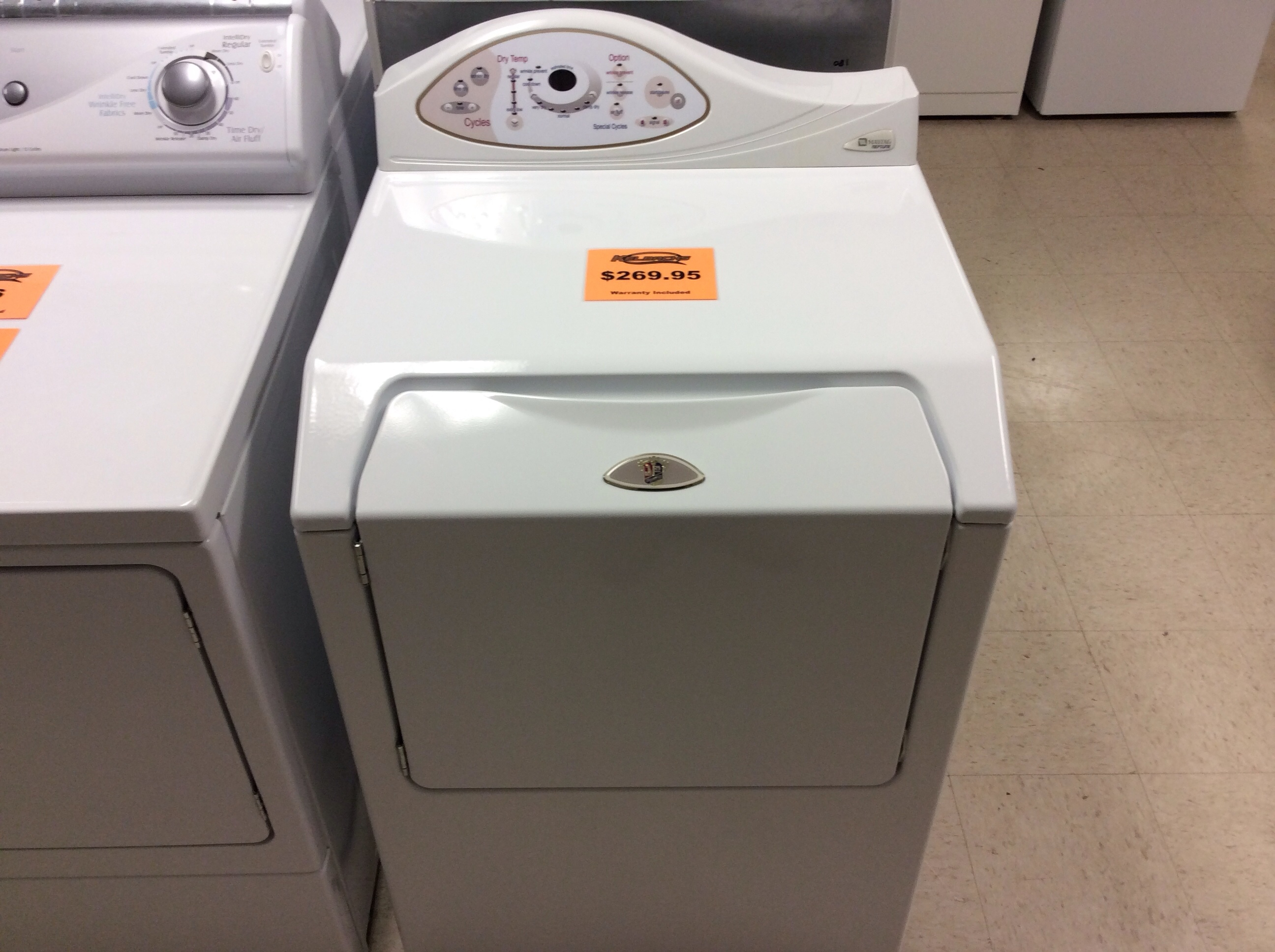 Maytag Neptune Electric Dryer Kelbachs