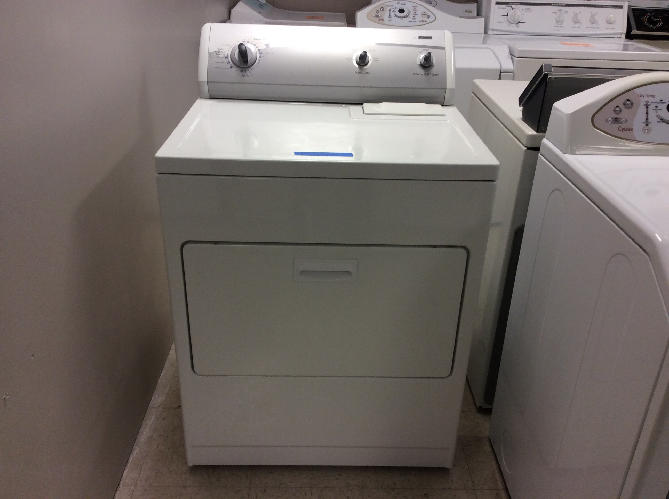 Kenmore Electric Dryer Kelbachs