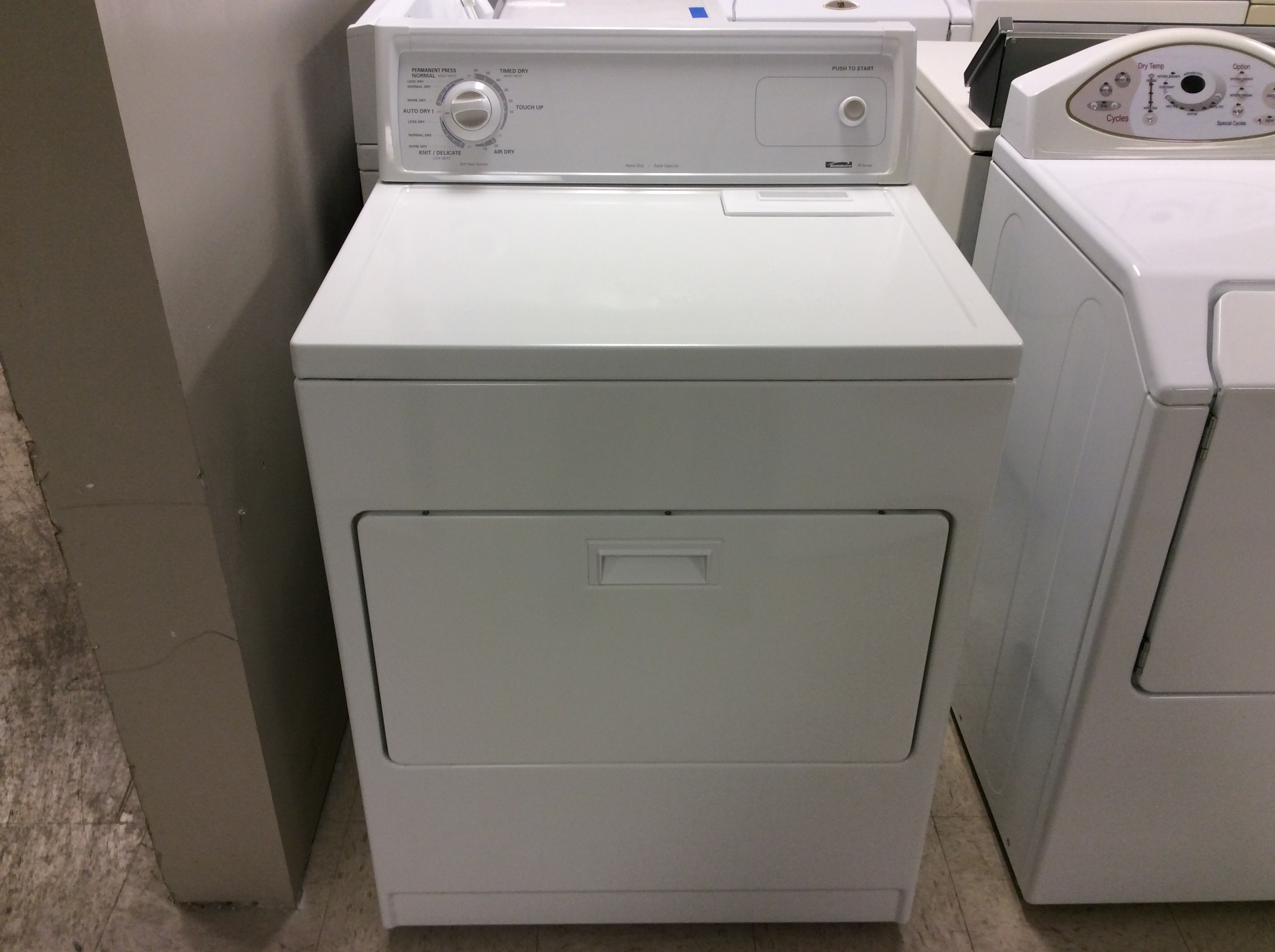 Kenmore 70 Series Electric Dryer Kelbachs