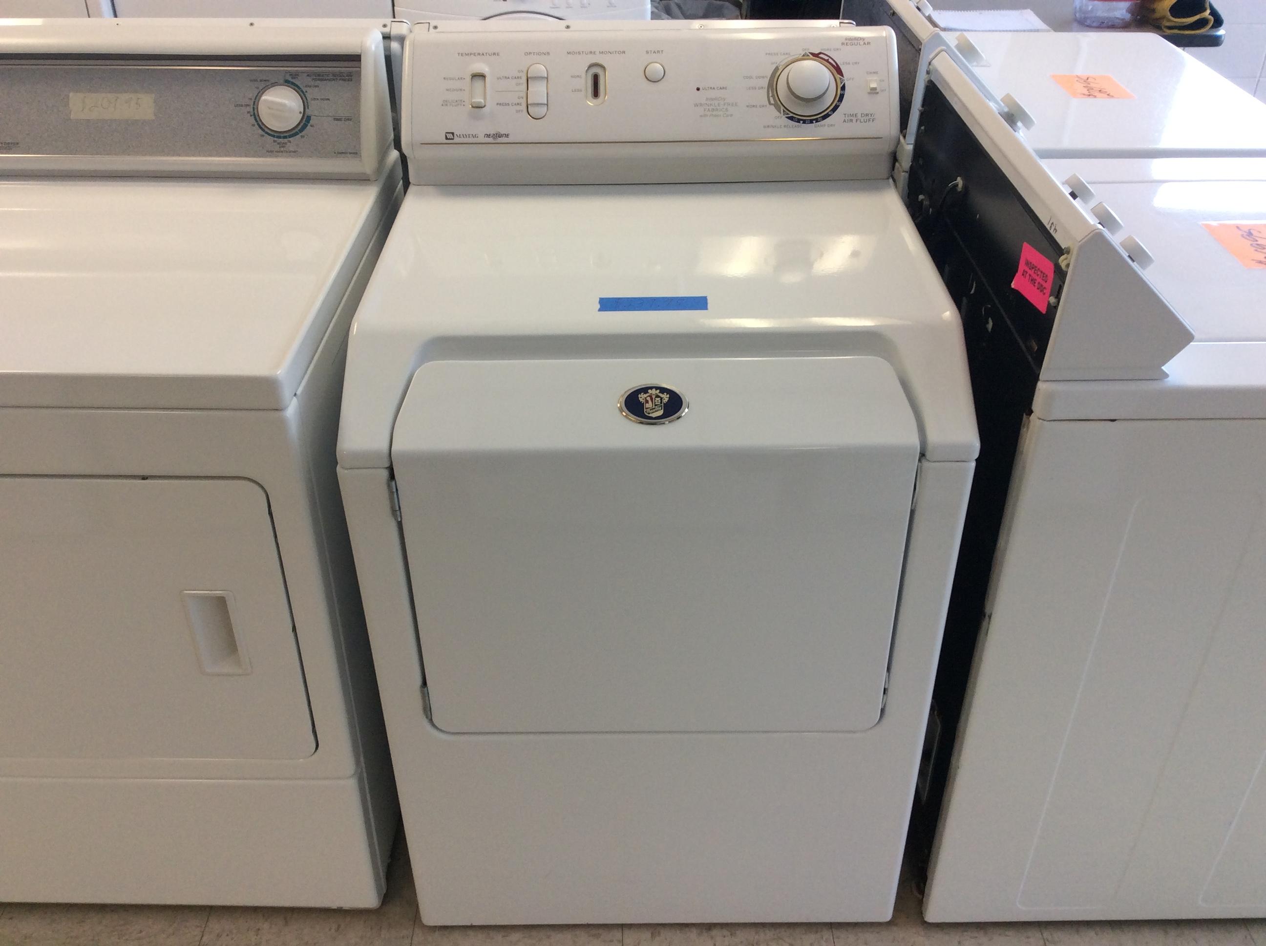Maytag Neptune Electric Dryer Kelbachs
